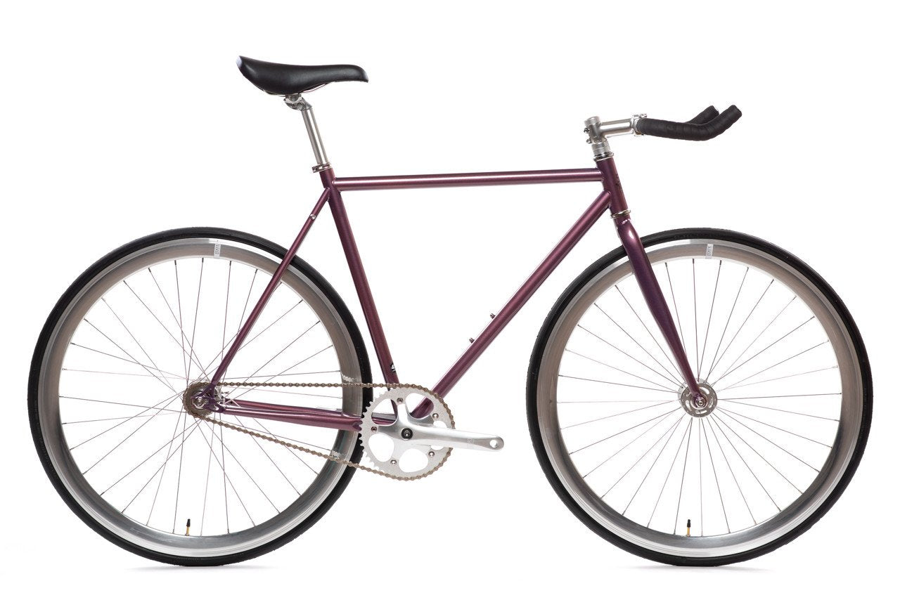 4130 - Nightshade – (Fixed Gear / Single-Speed) by State Bicycle Co.