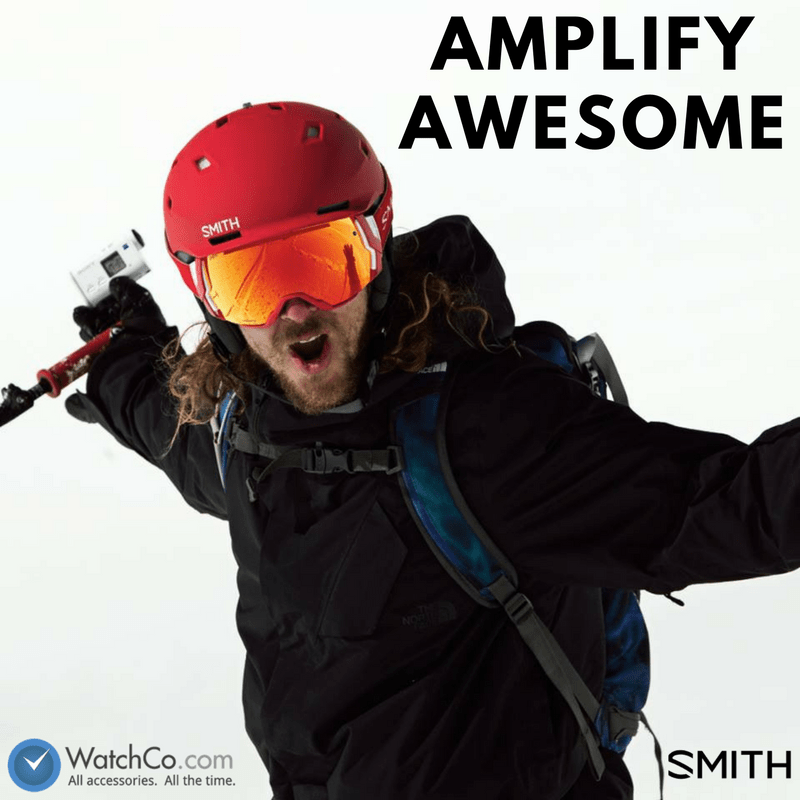 Winter Is Coming: SMITH Snow Goggles Are Here - WatchCo.com