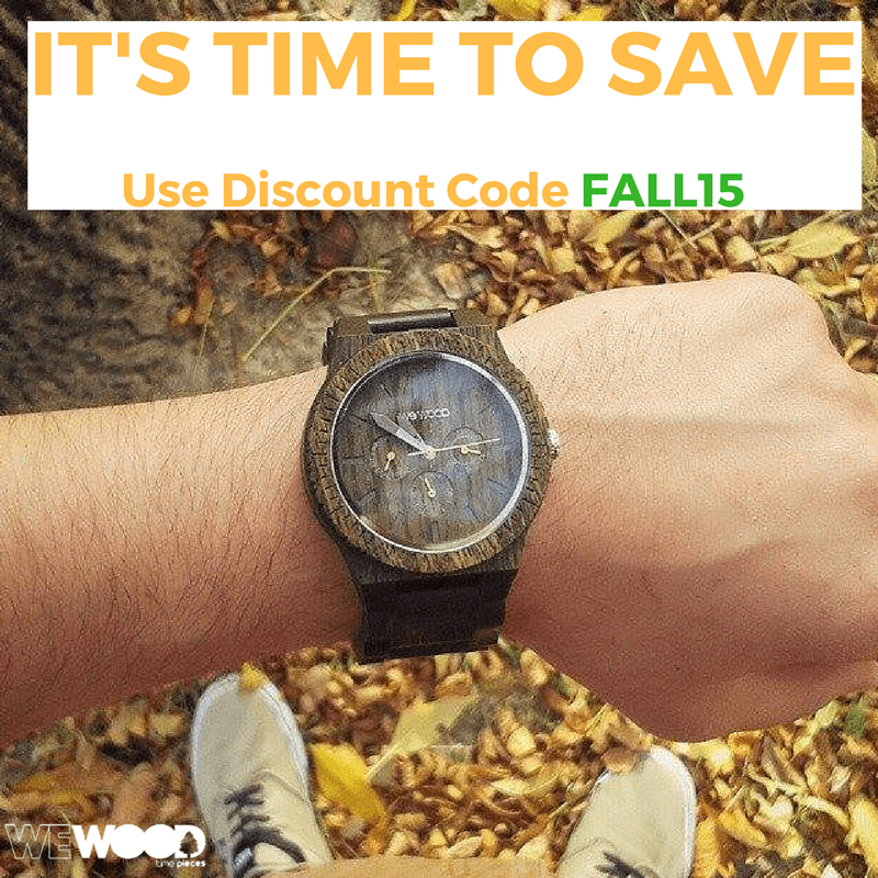 Fall Into Savings Today - WatchCo.com