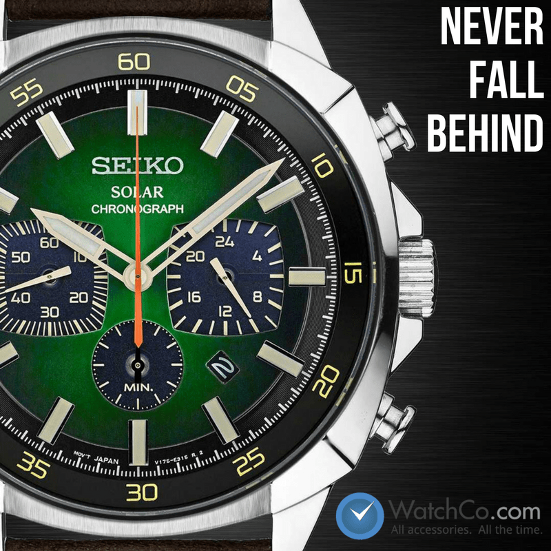 NEW For Fall: Seiko Watches - WatchCo.com