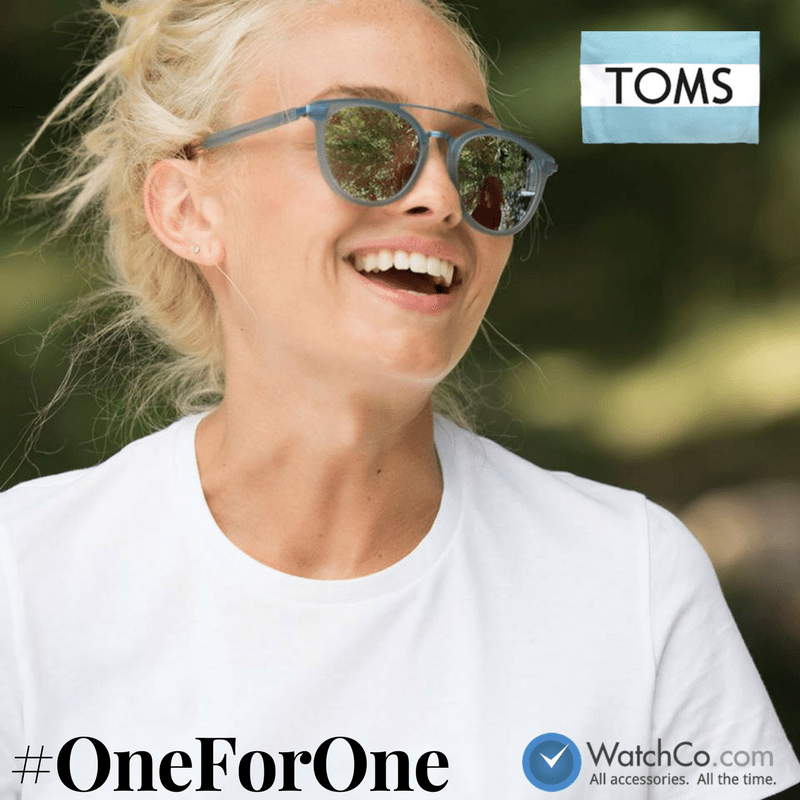 Just Arrived: New TOMS Sunglasses - WatchCo.com