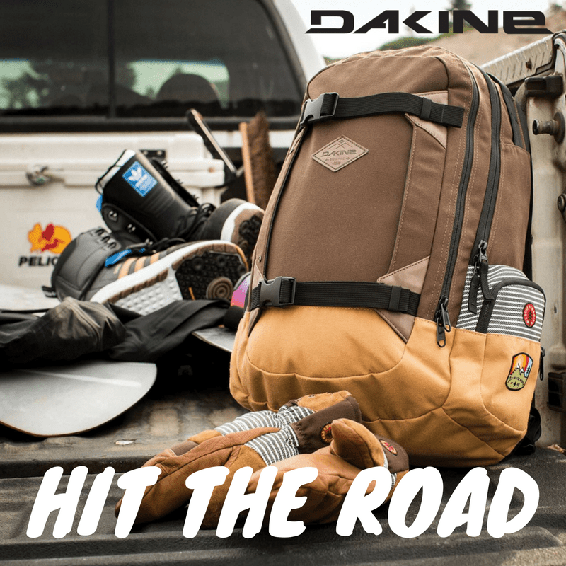 [NEW] Dakine Bags Are Here! - WatchCo.com