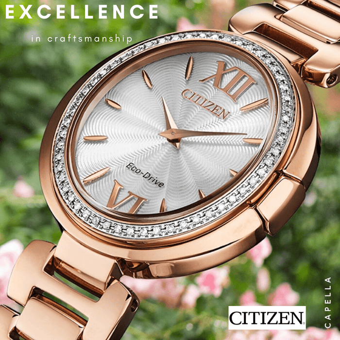 Just Arrived For Summer: New Citizen Watches - WatchCo.com