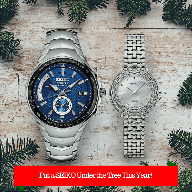 ALL Seikos on SALE Now! - WatchCo.com