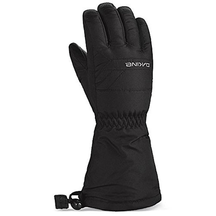 Dakine Unisex Black Polyester Yukon Gloves - 01300270-BLACK-S - WatchCo.com