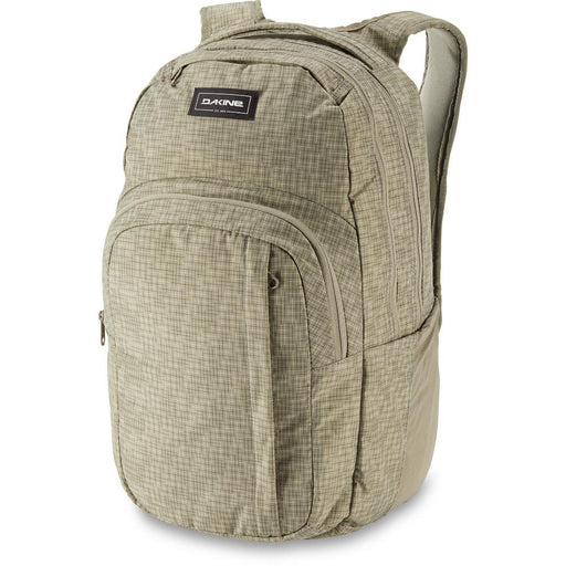 Dakine Unisex Campus Premium Gravity Grey 33 Liter Large Laptop Backpack - 10002633-GRAVITYGREY - WatchCo.com