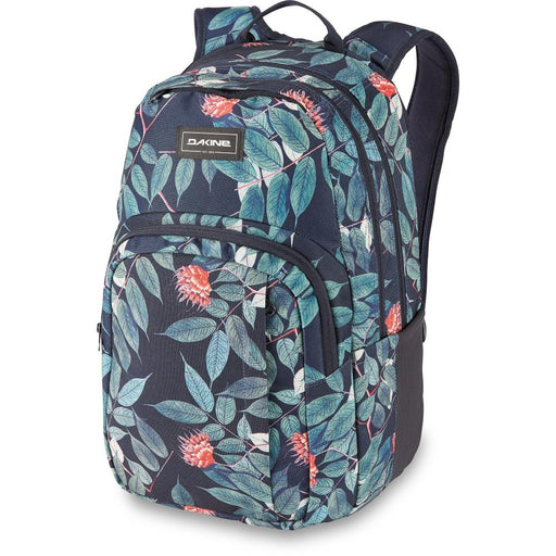 Dakine Unisex Campus Eucalyptus Floral 25 Liter Mid Size Lifestyle Backpack - 10002634-EUCALYPTUSFLORAL - WatchCo.com
