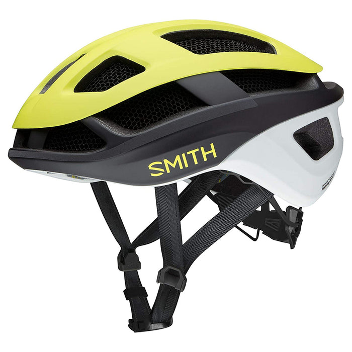 Smith Unisex Matte Neon Yellow VIZ Optics Trace MIPS Cycling Helmet - E0072804G5962
