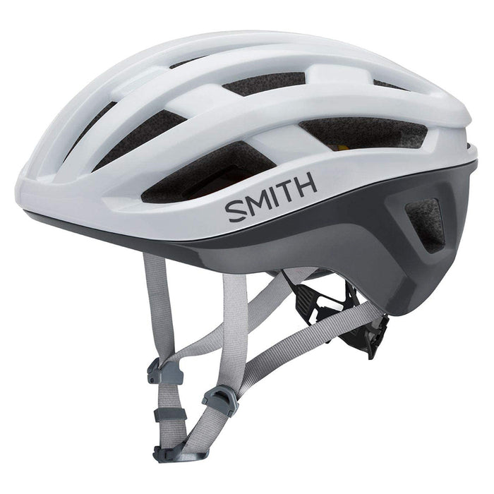 Smith Persist Unisex MIPS Road Cycling White Cement Large Helmet - E007443LK5962