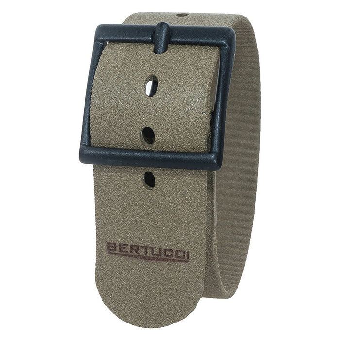 Bertucci DX3 Tridura Stainless Steel Drab Olive Watch Band - B-106