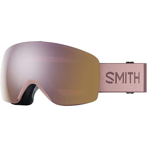 Smith Womens Skyline Rock Salt / Tannin Frame Rose Gold Mirror Chromapop Lens Snow Goggle - M006812XQ99M5 - WatchCo.com