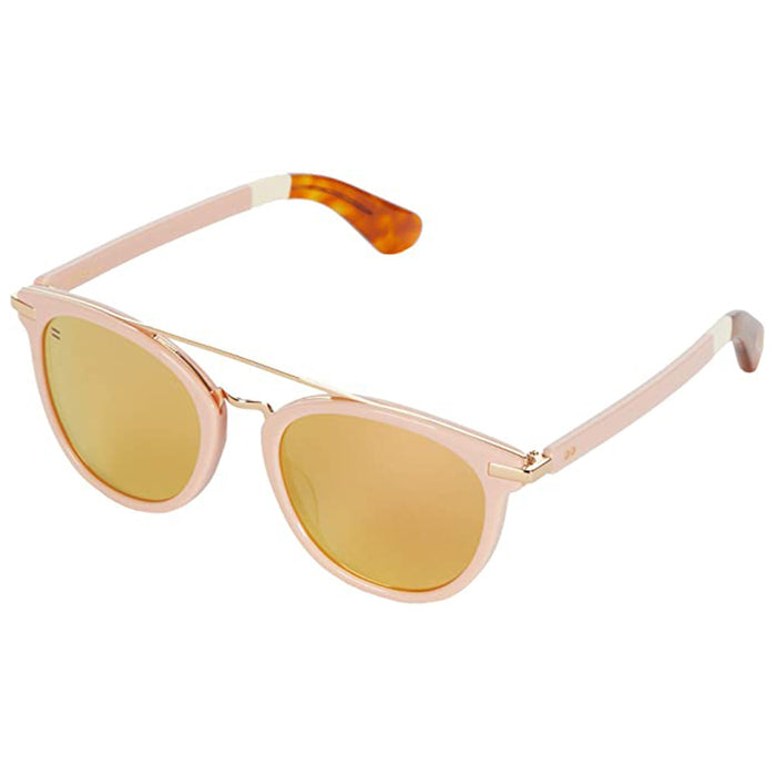 TOMS Womens Harlan Plastic Frame Mirrored Lens Sunglasses - 10015492