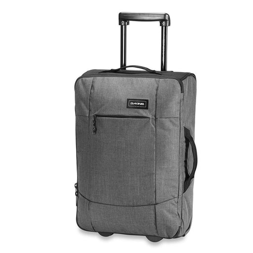 Dakine Unisex Carbon Carry On EQ Roller 40L Luggage Bag - 10002922-CARBON - WatchCo.com