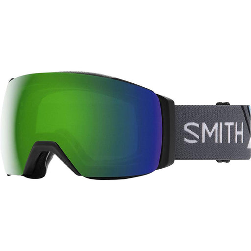 Smith Mens I/O MAG XL Artist Series | Draplin Frame Sun Green Mirror Chromapop Lens Snow Goggle - M007132Q899MK - WatchCo.com