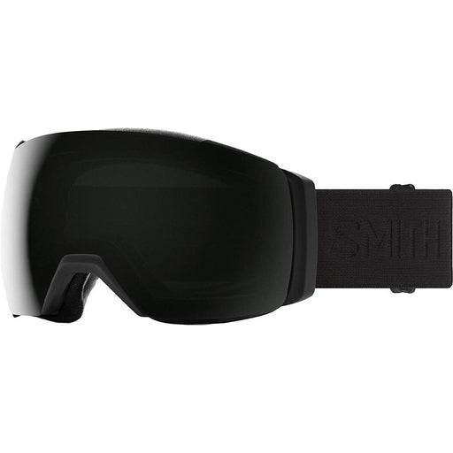 Smith Mens I/O MAG XL Black Frame Sun Black Mirror Chromapop Lens Snow Goggle - M007132QL994Y - WatchCo.com