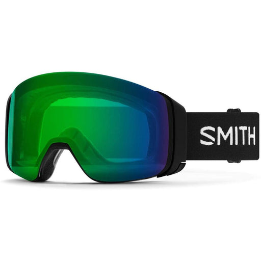 Smith Mens 4D MAG Black Frame Sun Black Mirror Chromapop Lens Snow Goggle - M007322QJ994Y - WatchCo.com