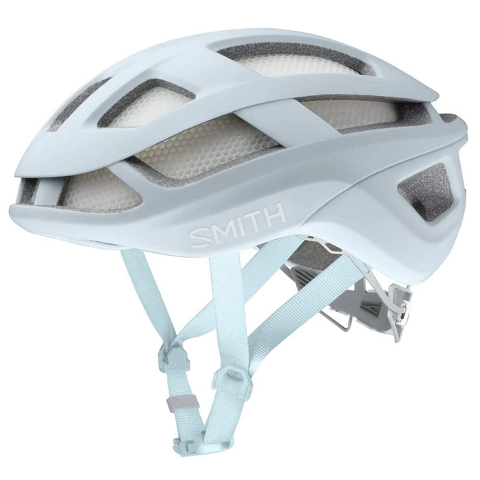 Smith Unisex Matte Powder Blue Optics Trace MIPS Cycling Helmet - E0072838H5559