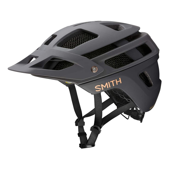 Smith Mens Matte Gravy Optics Forefront 2 MIPS MTB Cycling Helmet - HB18-FFMDSMMIPS
