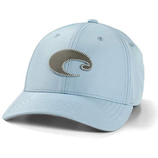 Costa Del Mar Light Blue Neo Performance Hat - HA-124LB - WatchCo.com