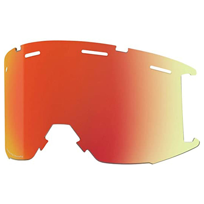 Smith Unisex Squad XL MTB ChromaPop Everyday Red Anti-Fog Goggle Replacement Lens - 400726LEN00MP