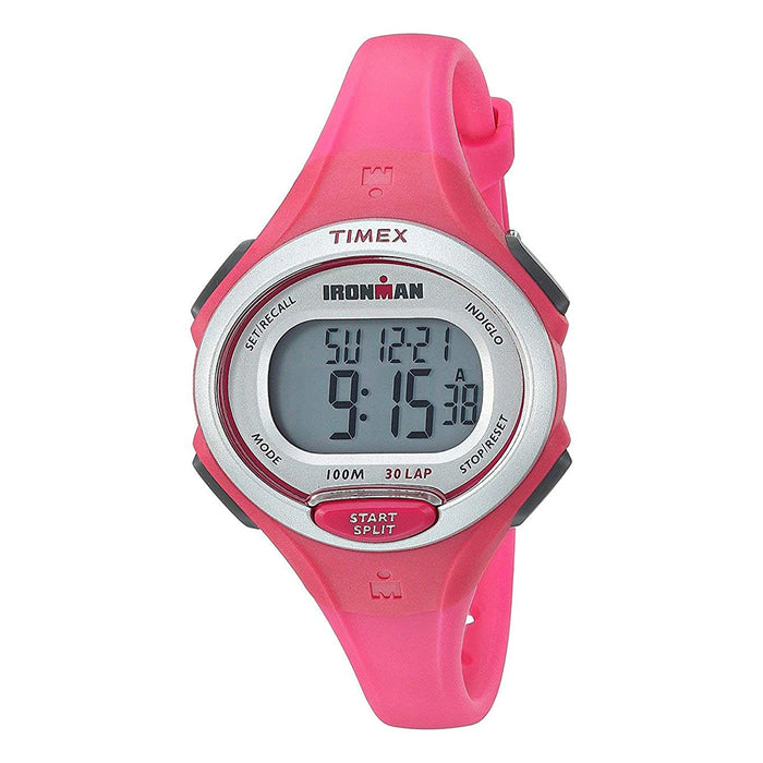 Timex Womens Ironman Essential 30 Mid-Size Pink One Size Watch - TW5K903