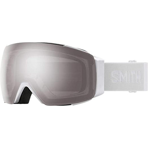 Smith Mens I/O MAG White Vapor Frame Sun Platinum Mirror Chromapop Lens Snow Goggle - M0042733F995T - WatchCo.com