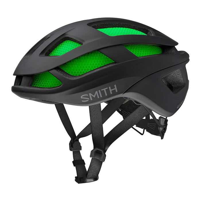 Smith Unisex Matte Black Optics Trace MIPS Cycling Helmet - E007289RX5155