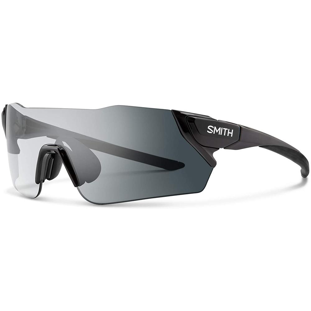 Smith Mens Attack MAG Black Frame Clear to Gray Photochromic Lens Sunglasses - 20042280799KI