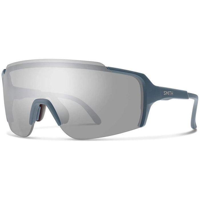 Smith Mens Flywheel Matte Iron Frame Platinum Mirror Lens Sunglasses - 201517FLL99XB