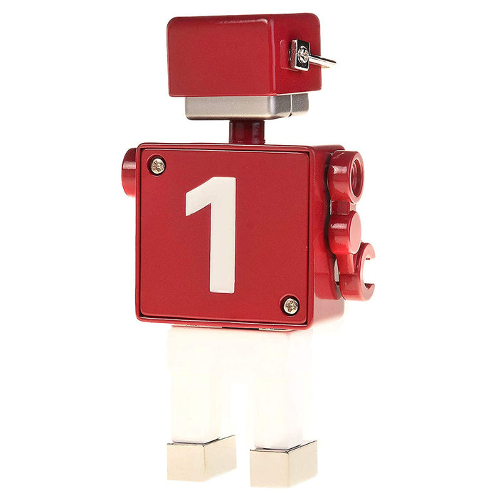 TOKYObay Football Tokibot Maroon White Clock - C663-N
