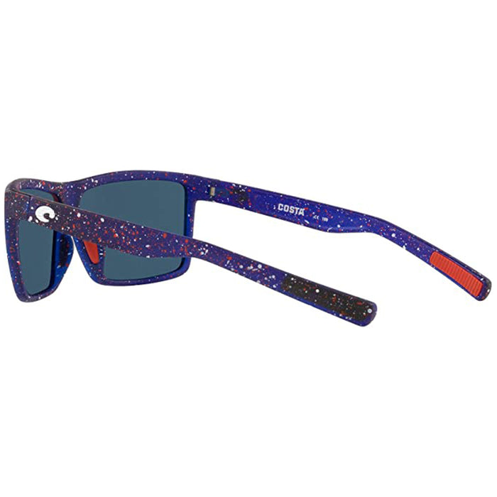 Costa Del Mar Mens Rinconcito Blue Sunglasses - RIC404OSGP