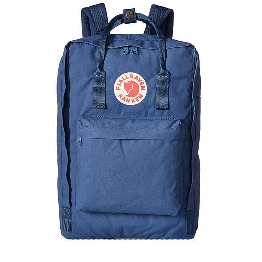Fjallraven Kanken Royal Blue Vinylon Laptop Backpack - F27173-540 - WatchCo.com