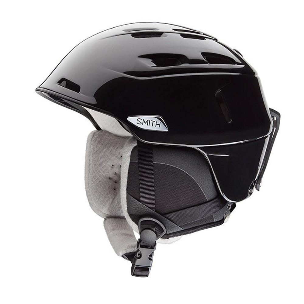 Smith Womens X-Static Black Pearl Small (51-55 cm) Ultra-light Helmets - H16-CPBKSM