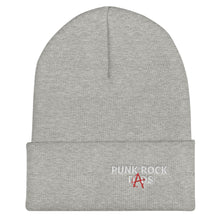Load image into Gallery viewer, PRD Embroidered Beanie - Punk Rock Dads
