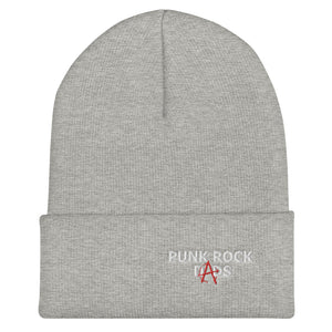 PRD Embroidered Beanie - Punk Rock Dads