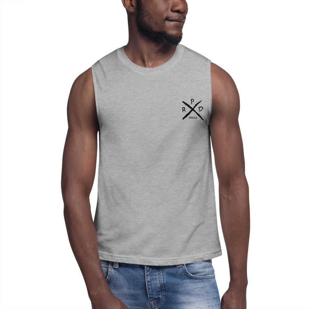 X Logo Sleeveless - Punk Rock Dads