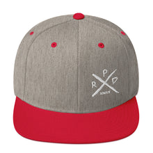 Load image into Gallery viewer, X Logo Snapback Hat - Punk Rock Dads