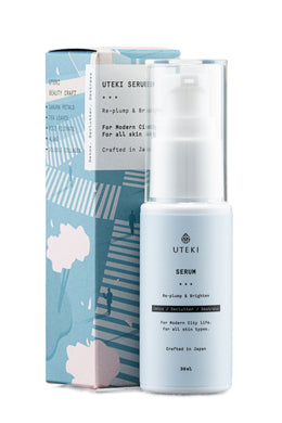 UTEKI Serum, 30 ml - Beža Familia