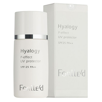 Hyalogy P-effect UV Protector SPF 25 PA++, 30 ml - Beža Familia