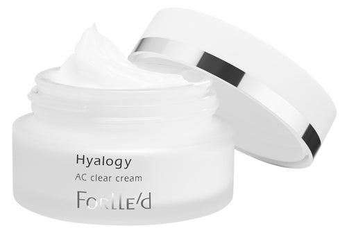 Hyalogy AC Clear Cream, 50 ml - Beža Familia