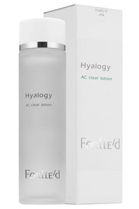 Hyalogy AC Clear Lotion, 120ml - Beža Familia