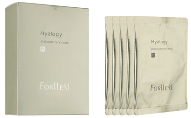 Hyalogy Platinum Face Mask, N5 - Beža Familia