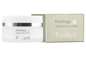Hyalogy Platinum Face Cream, 50 ml - Beža Familia