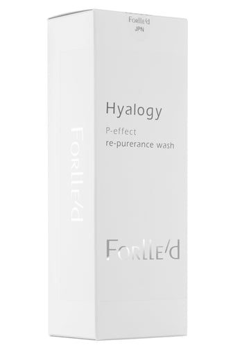 Hyalogy P-effect Re-purerance Wash, 100 ml Veido prausiklis Forlle'd