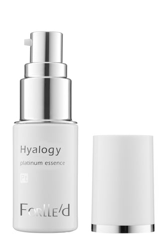 Hyalogy Platinum Essence, 15 ml Serumas Forlle'd