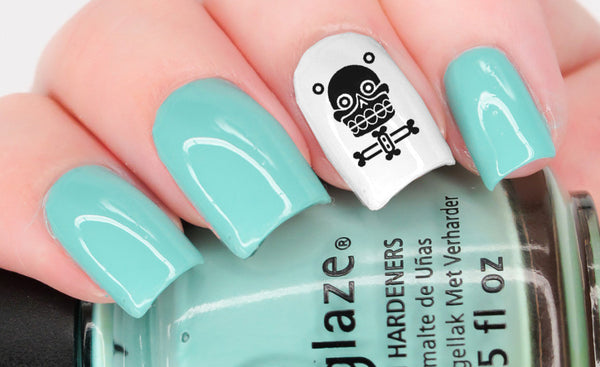 Aztec Nail Art Decals