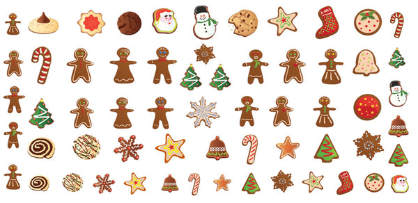 Christmas Gingerbread Man/Cookies