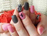 Valentine's Day Nail Art Decals Set #1