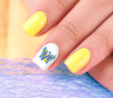 Down Syndrome Awareness Nail Art Decals