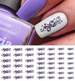 Eyeballs Nail Art Decals